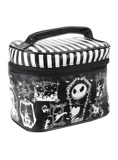 The Nightmare Before Christmas Train Case!!!