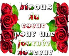 Kisses from the heart for a sweet day. Good Morning Tuesday Images, Good Morning Couple, Good Morning Love Gif, Happy Tuesday Morning, Good Morning Friends Quotes, Good Morning Kisses, Happy Tuesday Quotes, Morning Qoutes, Bisous Gif