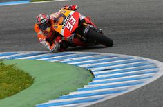 Marc Marquez, Repsol Honda, MotoGP, Jerez Tests 2013.