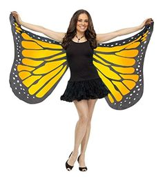 Adult Butterfly Wings For A Sexy Butterfly Halloween Costume - Epic Halloween Costume