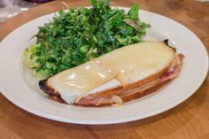 Croque Monsieur sandwiches - the perfect Parisian brunch!