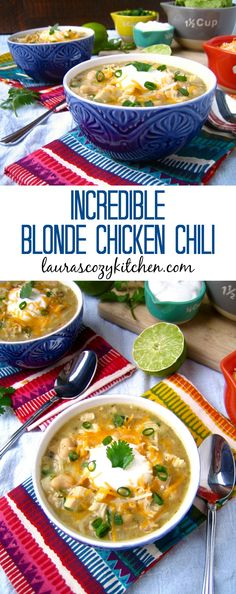 The warmest, coziest, most delicious chili, perfect for a cold winter night.
