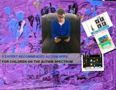 Which Autism Apps are right for your child? A comprehensive list of autism apps that are being used with and by people diagnosed with autism has been compil