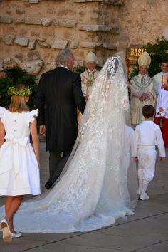 mariage du prince felix avec claire le 21 septembre 2013 en france