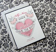 Are Getting Hitched Unique Wedding Invitations