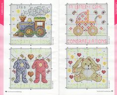 Gallery.ru / Фото #62 - The world of cross stitching 153 + приложение 120 Charts - tymannost