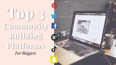 New to blogging and looking for a community? Or maybe you're overwhelmed about all of the different options on social media. I was. Here are my recommendations of the top 3 community building platforms for bloggers in 2020 Creative Hub, Community Building, Life Planner, Platforms, Lifestyle Blog, Blogging, Investing, Encouragement, About Me Blog