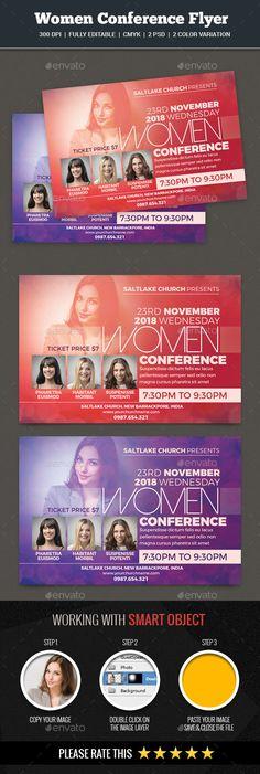 free christian flyer templates Christian Flyer Design 2nd \u0027Women