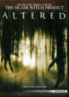 Altered dvd cover