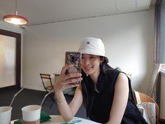 Chung Ah, Baseball Hats, Fashion, Moda, Baseball Caps, Fashion Styles, Caps Hats, Fashion Illustrations, Baseball Cap