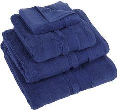 Hamam - Pera - Royal Blue - Bath Sheet
