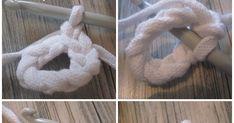 Veljeni vaimo pyysi minua virkkaamaan hänelle juhannusruusu maton, ajattelin sitten samalla ottaa kuvia eri virkkaus vaiheista jos joku muu... Wire, Farmhouse Rugs