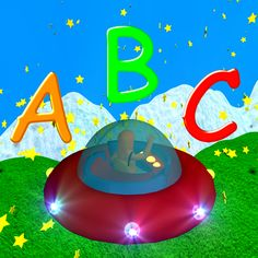 ABC X-Plorer: Fun with Alphabets- App Review- BridgingApps