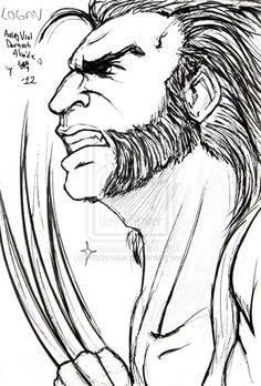 Wolverine 01 by Vladsnake.deviantart.com on @deviantART