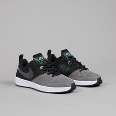 Nike Sb Project BA Black / Dark Grey - Crystal Mint