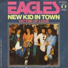 7. New Kid in Town, Eagles 1 Week