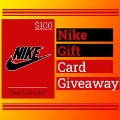 Get free Nike Gift Card code and buy anything for free on Nike. Nike Gift Card, Nike Gifts, Netflix Free, Free Netflix Account, Netflix Gift Card Codes, Netflix Premium, Gift Card Generator, Gift Card Giveaway, Free Gift Cards