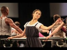 Watch: The Royal Ballet's morning class in full — News — Royal Opera House