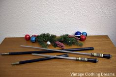 Cane Swords - Hidden Sword as Canes Pair, Swagger Stick, British Army weapons used in India during the Victorian era