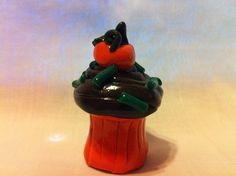 Autumn Cupcake. $5.50, via Etsy.