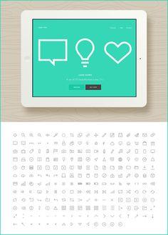 Lush Type #pictogramme