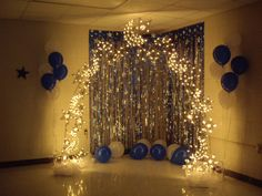 Unique Graduation Party Ideas | Stumps Prom Illuminated Celestial Gate, Archway, & Columns Reviews ...