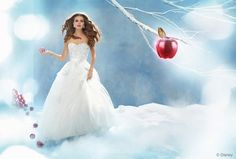 Disney Princess Wedding Dresses - Snow White