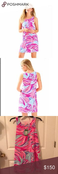 f774c171fde5de Lilly Pulitzer Brand New Jackie Shift Dress! Lilly Pulitzer Brand New Dress!  Jackie Shift