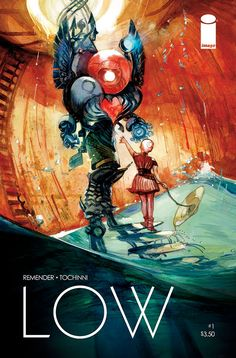 Low #1 by Greg Tocchini