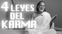 Leyes del Karma. Como funciona el karma? Que es el karma? Como disolver el karma?  Acharya Shree Yogeesh en Español - YouTube