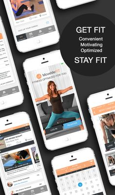 www.MoveMeFit.com. A completely new fitness experience that's optimized just for you. Get fit for free! MoveMeFit plans the most effective workout schedule for you, based on your goals and experience, drawing from thousands of online and local workouts.