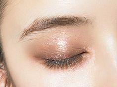Korean Make Up, How To Make Hair, Makeup Inspo, Makeup Cosmetics, Makeup Looks, Eye Makeup, Beauty Hacks, Hair Beauty, Eyes