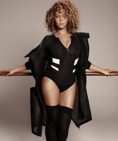 celebritiesofcolor:  Beyonce for ELLE Magazine