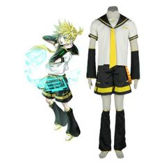Vocaloid Kagamine Len Cosplay Costume,cheap Cosplay costumes in www.eshopcos.com
