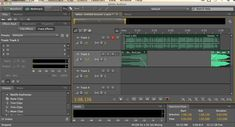 Adobe Audition is software that you use to record music with. But you can easily record a podcast, too. Adobe Audition, Adobe Premiere Pro, Video Image, Image Editing, Photoshop Elements, Motion Design, Software, Audio, Voice Acting