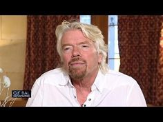 British Accent. Entrepreneur Richard Branson is from  Blackheath, London, United Kingdom▶ Interview: the Richard Branson business plan - YouTube