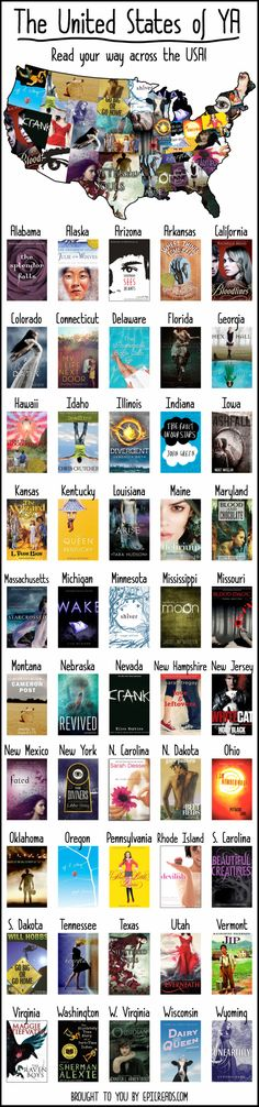 Read Across America  Join the summer reading program at DPL and get set to travel.....  http://www.epicreads.com/blog/the-united-states-of-ya/
