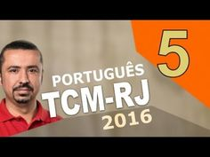 Concurso TCM RJ 2016 PORTUGUÊS - Tribunal de Contas Rio de Janeiro # 5