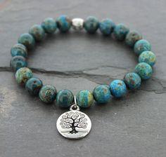 Dharmashop.com - Tree of Life Blue Sky Jasper Mala , $36.00 (http://www.dharmashop.com/tree-of-life-blue-sky-jasper-mala/)