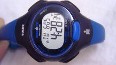Timex Ironman Triathlon Indiglo ladies watch alarm, 100 meter WR  Price: 12.99
