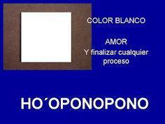 COLOR BLANCO - HOOPONOPONO EL PODER DEL AMOR