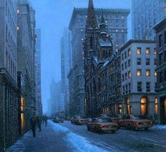 Alexei Butirskiy (1974-) - Fifth Avenue