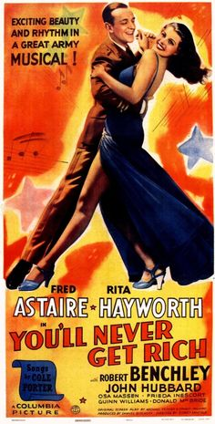 Rita Hayworth: vintage film posters | BFI