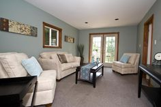 """family room colors 