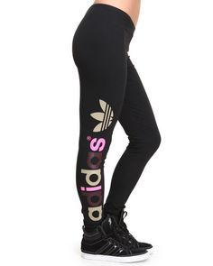 sale retailer ed962 0c374 Adidas leggings from Dr.Jays.com Adidas Fashion, Sport Fashion, Shorts With
