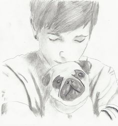 DanTDM And His Pug! by iiDxrness on DeviantArt