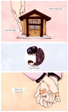 I started shedding a few tears during this scene. Especially when my baby Yato started cryin 😭❤❤ Yato And Hiyori, Noragami Anime, Manga Anime, Anime Art, Otaku, Yatori, The Darkness, Chibi, Anime Reccomendations