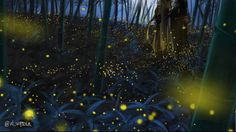 Firefly by HZ-ink