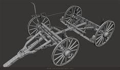 Wooden Wagon, Wooden Wheel, Wagon Wheels, Welding And Fabrication, Horse Silhouette, Chuck Wagon, Covered Wagon, 3d Artist, 3d Printing