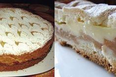 Prăjitură italiană cu mere - un deliciu desăvârșit, ce-i va cuceri pe toți! - Bucatarul Raw Vegan, Vanilla Cake, Tiramisu, Cheesecake, Deserts, Pie, Ethnic Recipes, Food, Angel